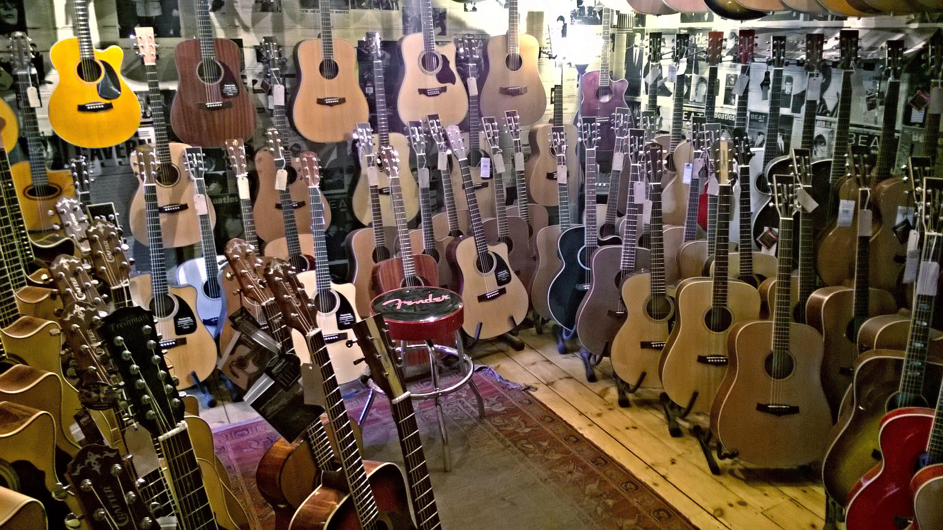 pocket number 24 hank s guitar shop denmark street artrospektive. Black Bedroom Furniture Sets. Home Design Ideas